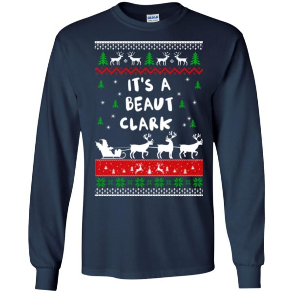 image 1780 600x600 - Griswold Sweatshirt It's-a Beaut Clark ugly sweater, hoodie