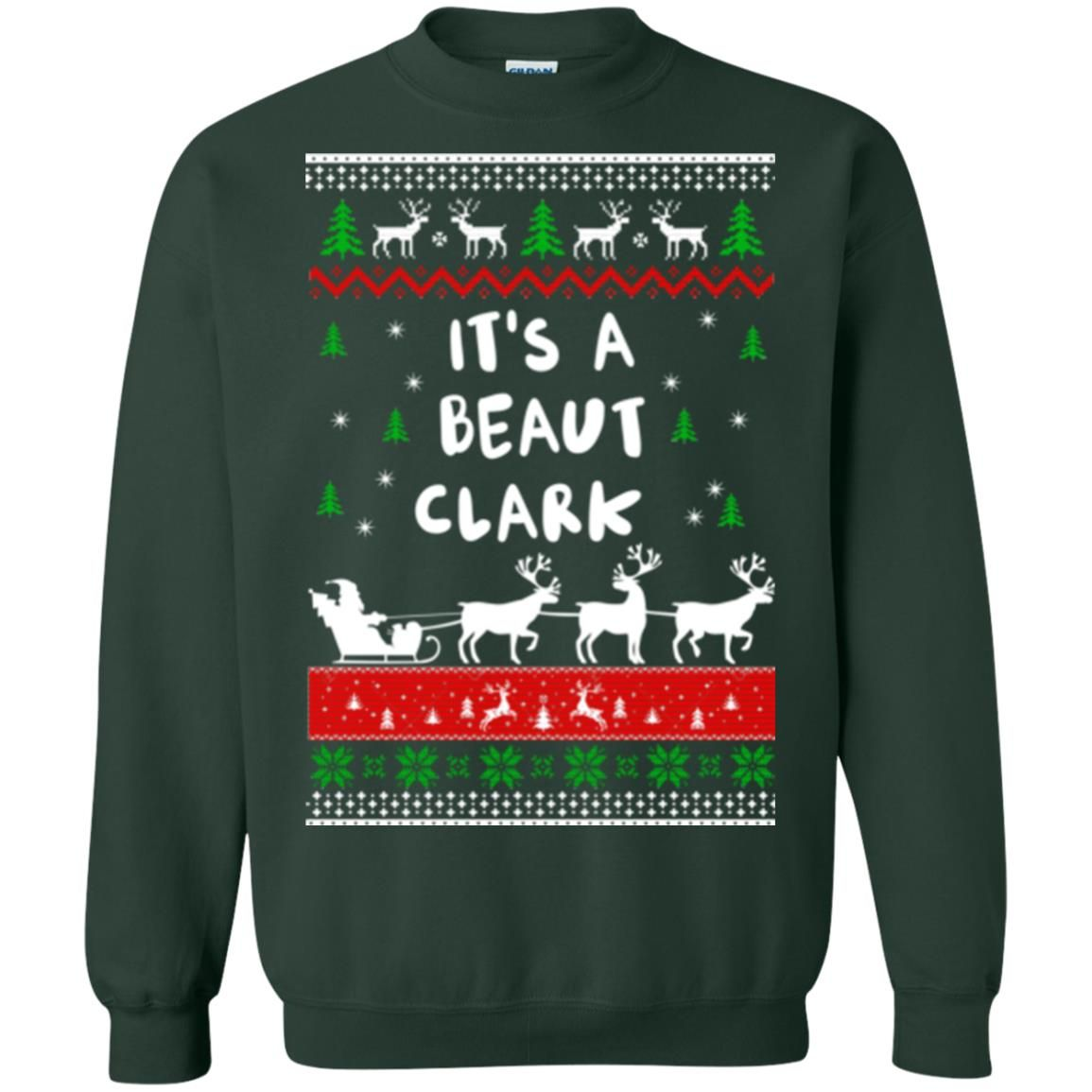 image 1786 - Griswold Sweatshirt It's-a Beaut Clark ugly sweater, hoodie