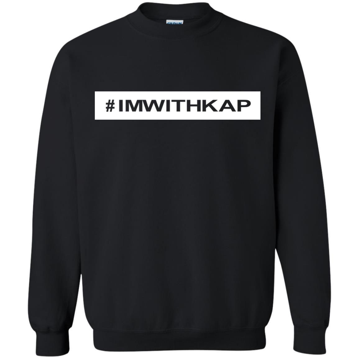 image 1834 - #ImWithKap shirt: I'm with Colin Kaepernick