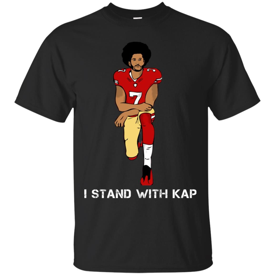 pretty nice ff021 af58f I stand with Kap shirt, hoodie