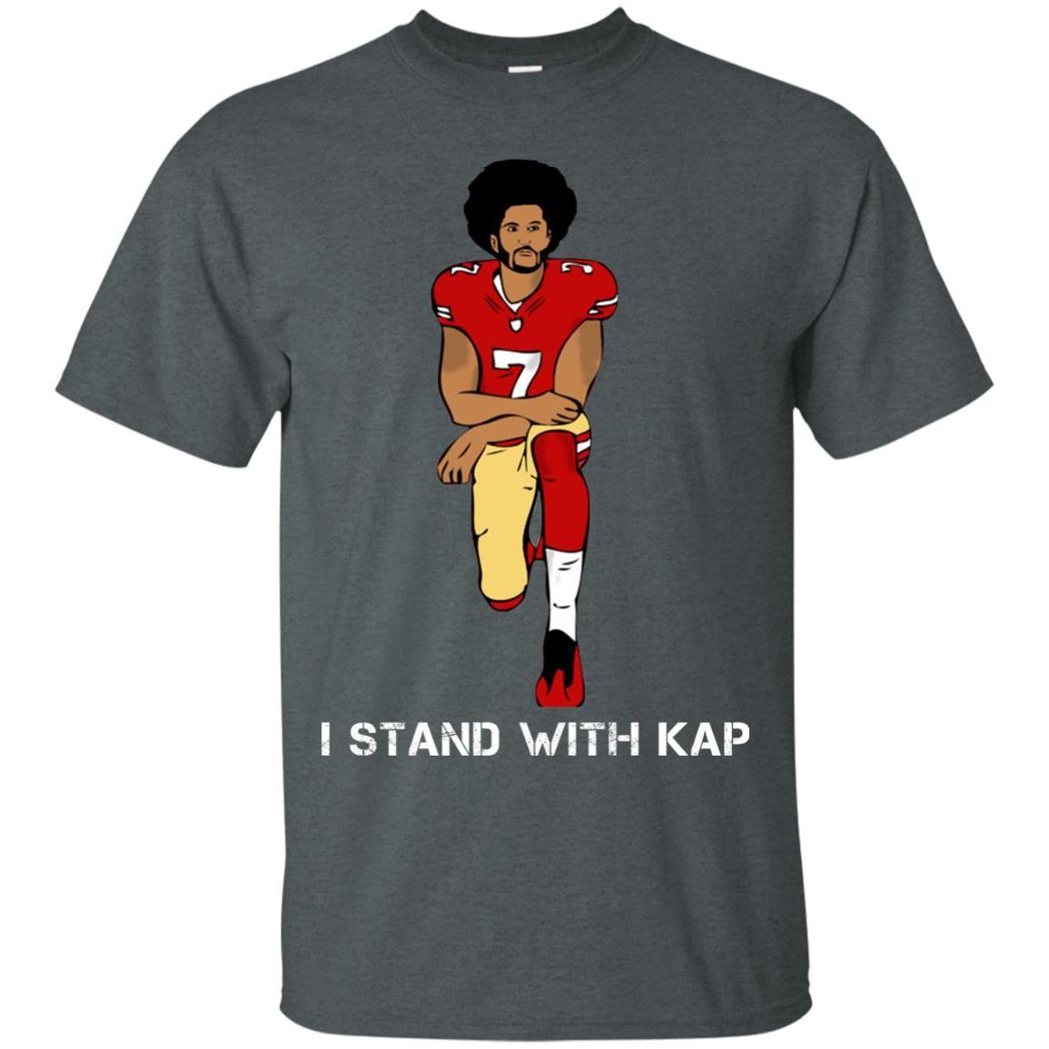 image 1935 - I stand with Kap shirt, hoodie