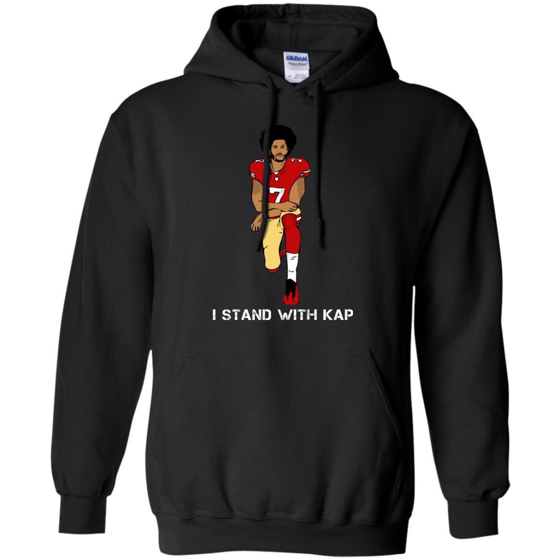 image 1938 - I stand with Kap shirt, hoodie