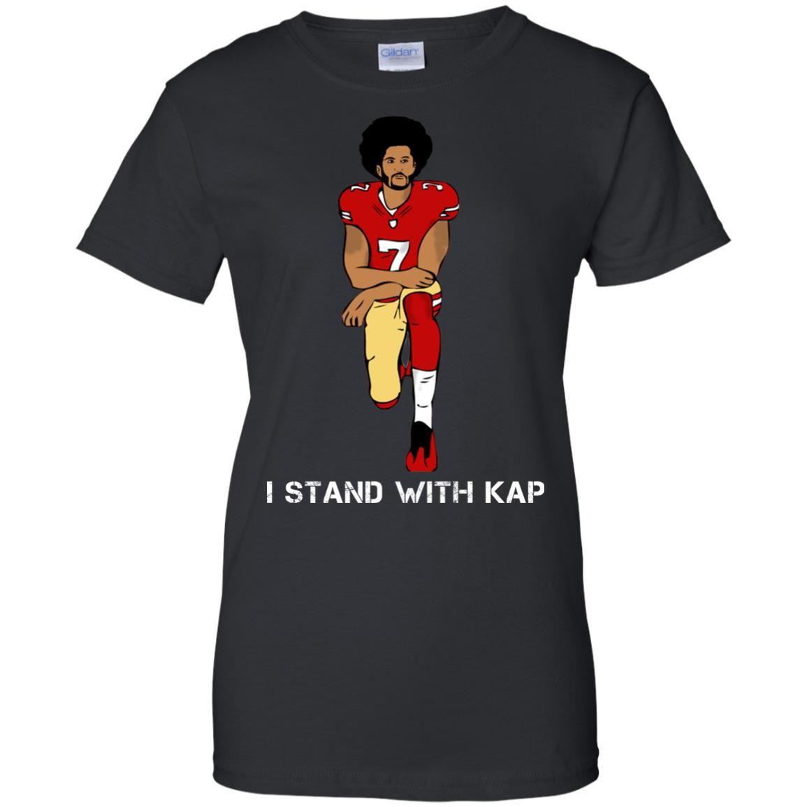 image 1942 - I stand with Kap shirt, hoodie