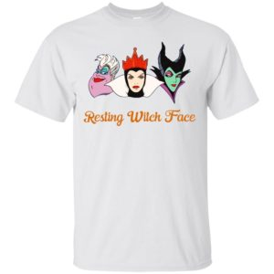 image 1955 300x300 - Resting Witch Face shirt for Halloween: Ursula, Maleficent, Evil Queen