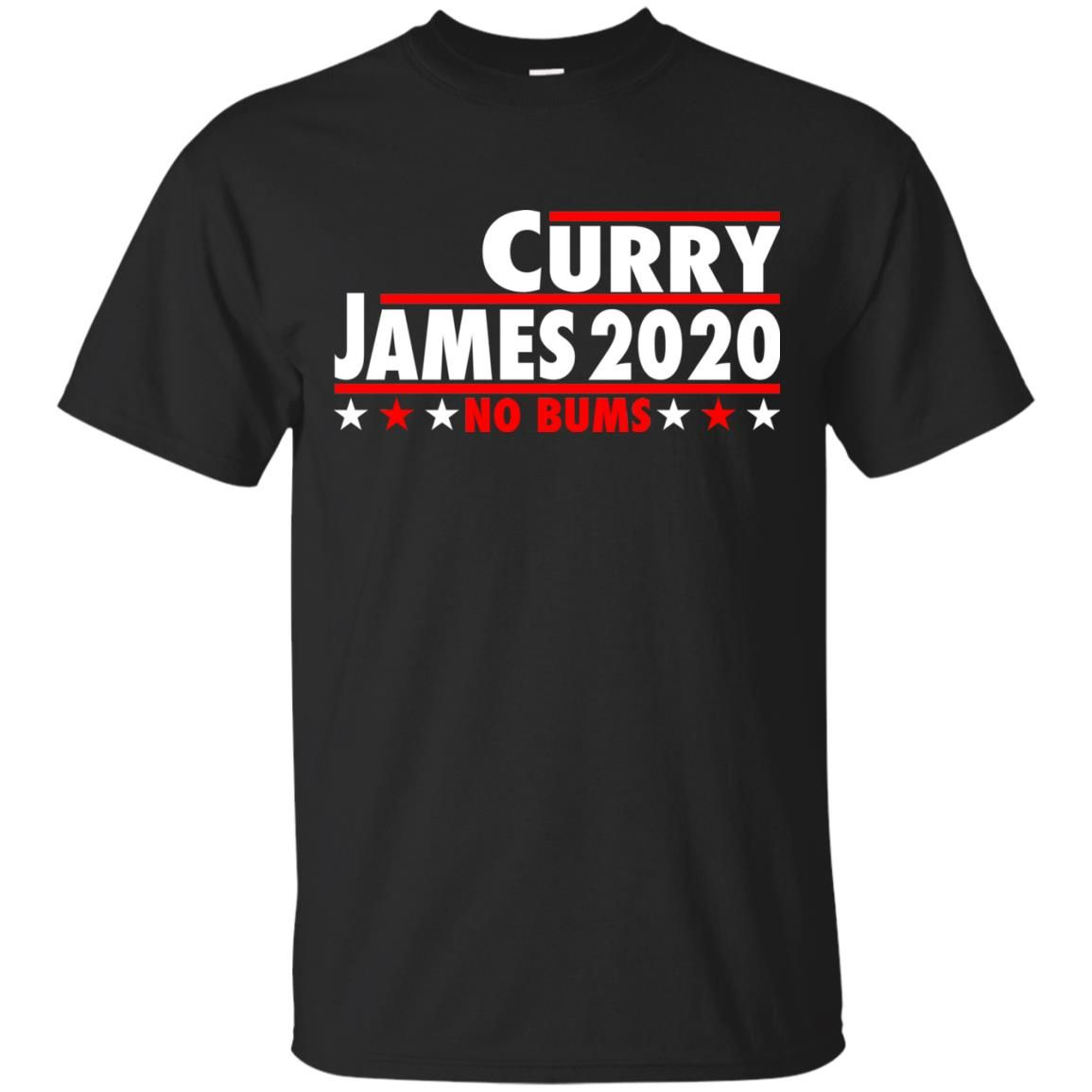 image 2021 - Curry Jame 2020 for President shirt