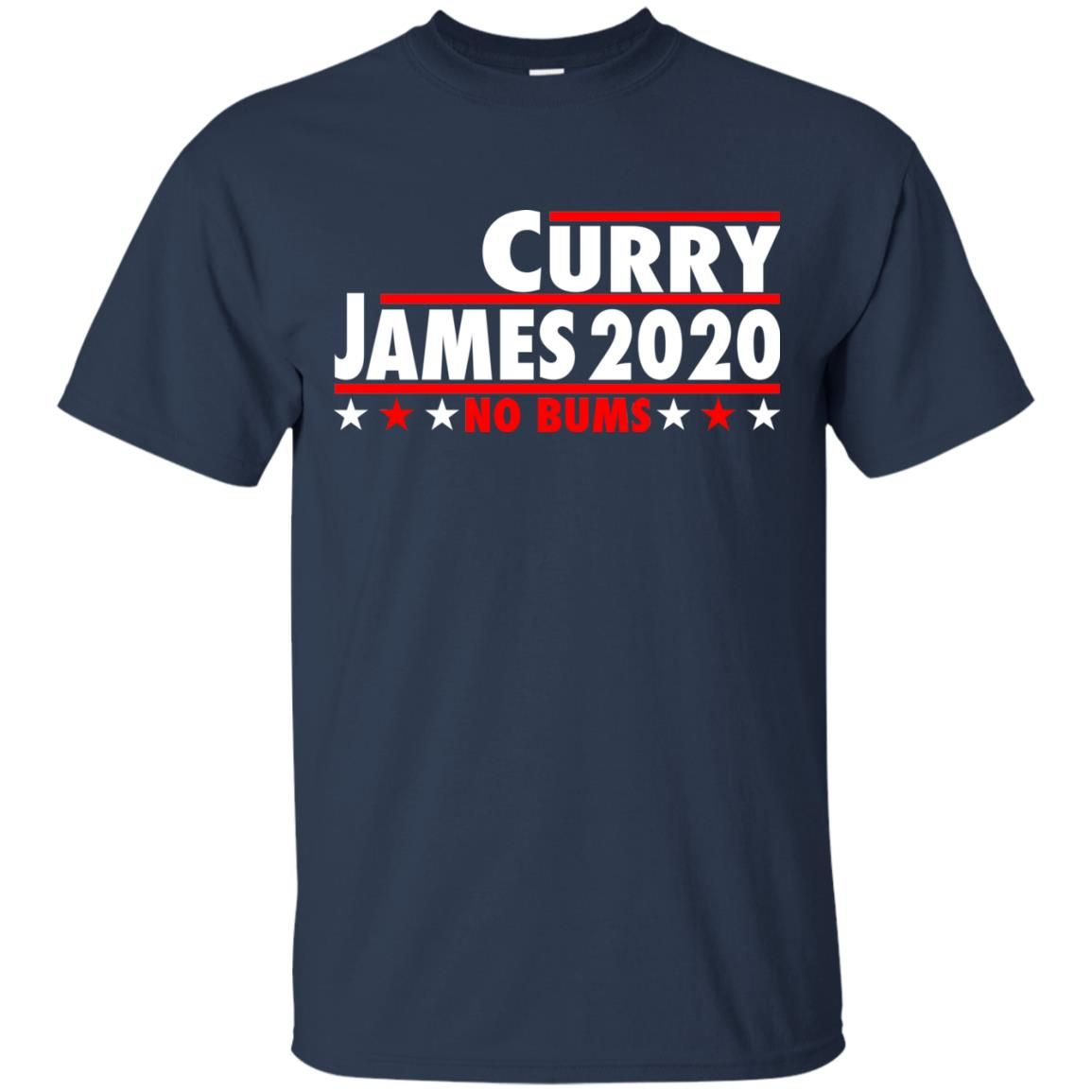 image 2022 - Curry Jame 2020 for President shirt