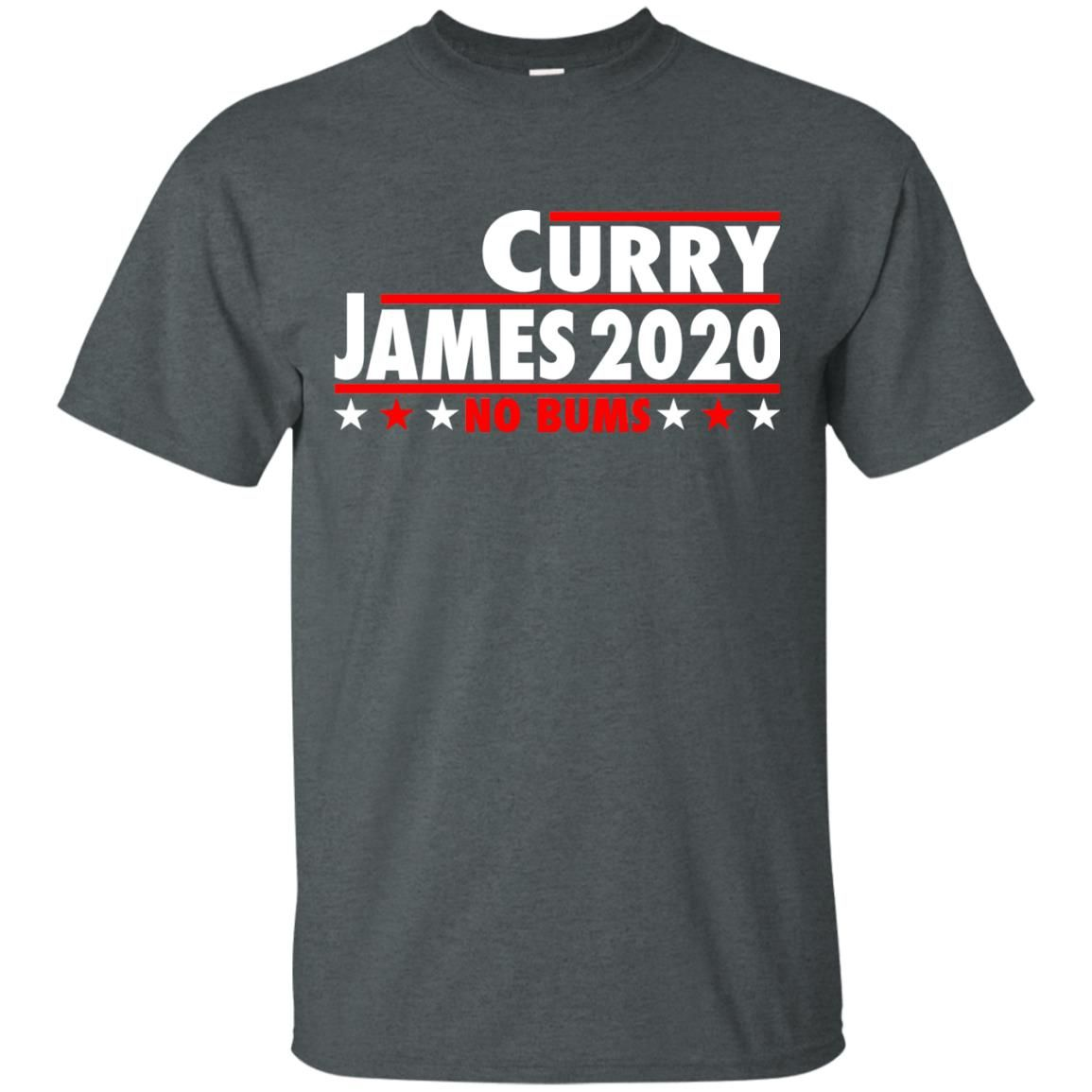 image 2023 - Curry Jame 2020 for President shirt