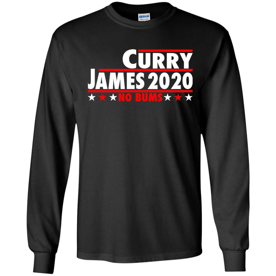 image 2024 - Curry Jame 2020 for President shirt