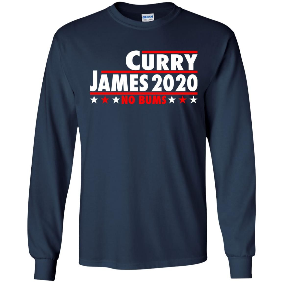 image 2025 - Curry Jame 2020 for President shirt