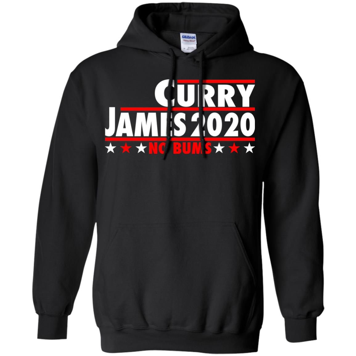 image 2026 - Curry Jame 2020 for President shirt
