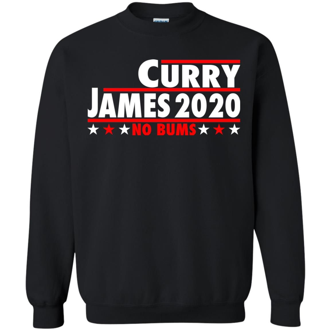 image 2028 - Curry Jame 2020 for President shirt