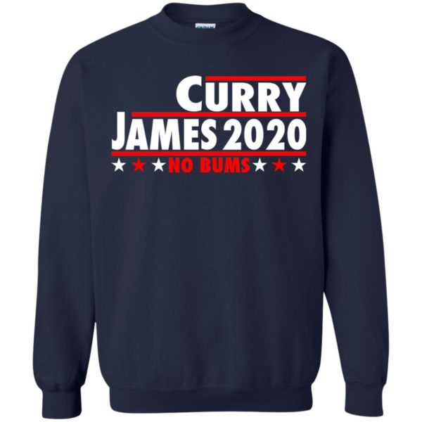 image 2029 600x600 - Curry Jame 2020 for President shirt