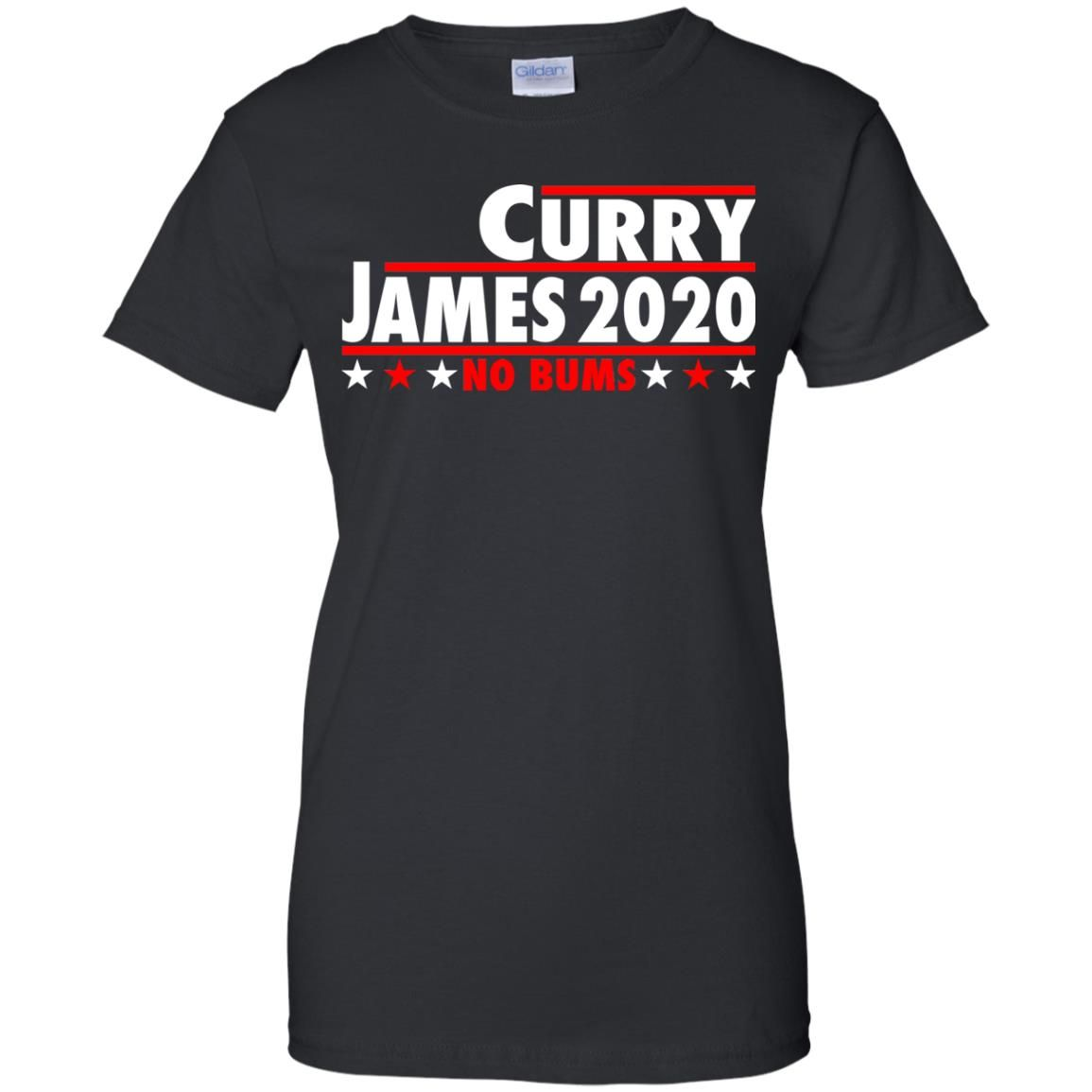 image 2030 - Curry Jame 2020 for President shirt