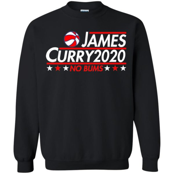 image 2172 600x600 - James Curry 2020 shirt No Bums: James & Curry for President