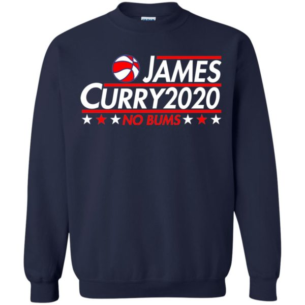 image 2173 600x600 - James Curry 2020 shirt No Bums: James & Curry for President