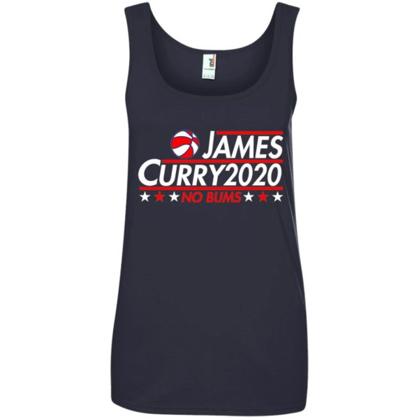 image 2175 600x600 - James Curry 2020 shirt No Bums: James & Curry for President