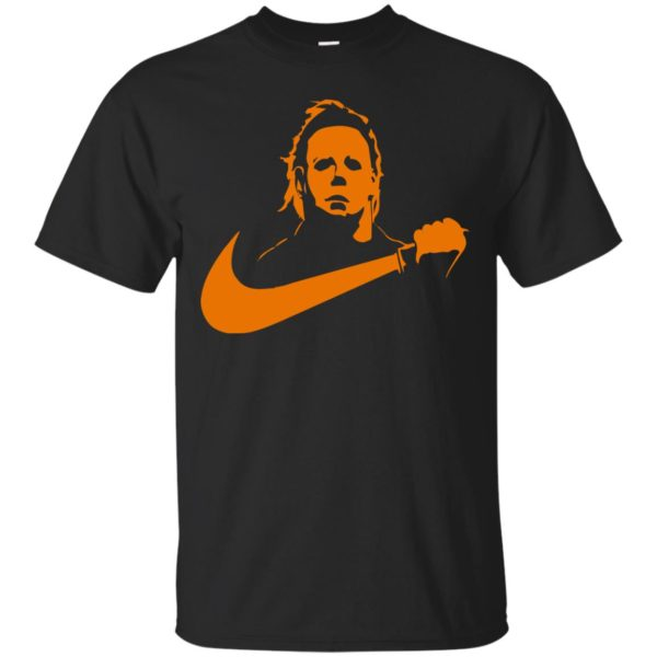 image 2189 600x600 - Michael Myers Just do it shirt, hoodie, long sleeve