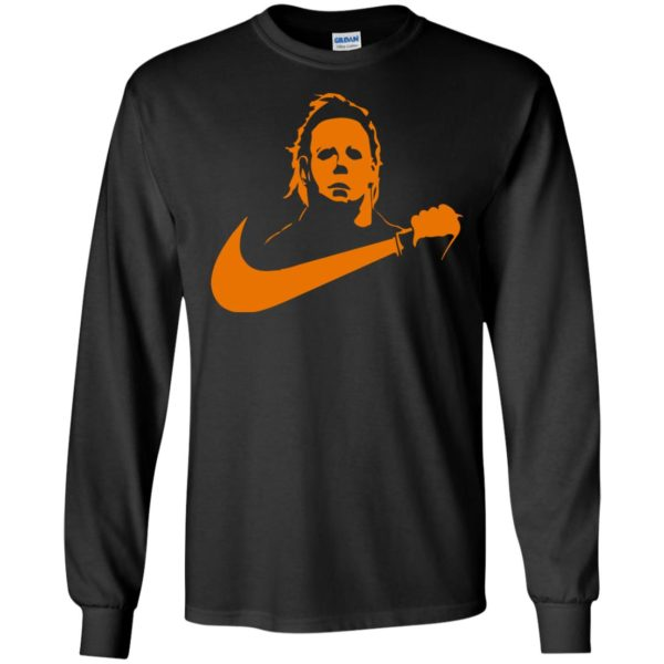 image 2192 600x600 - Michael Myers Just do it shirt, hoodie, long sleeve