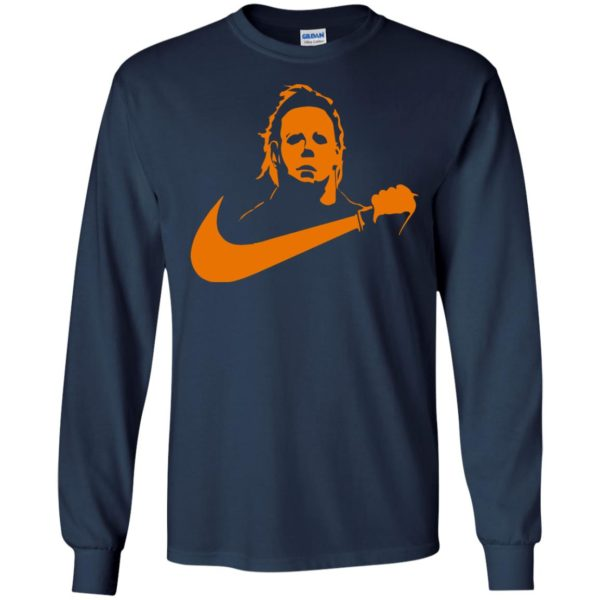 image 2193 600x600 - Michael Myers Just do it shirt, hoodie, long sleeve