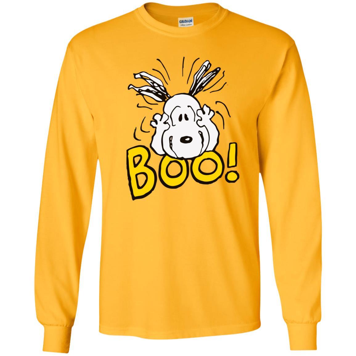 image 2230 - Peanuts Snoopy Halloween Boo shirt, hoodie, tank