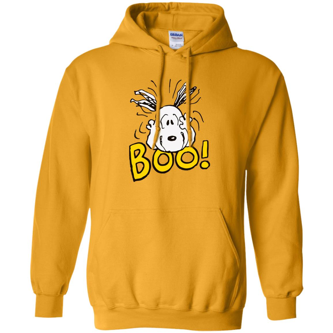 image 2232 - Peanuts Snoopy Halloween Boo shirt, hoodie, tank