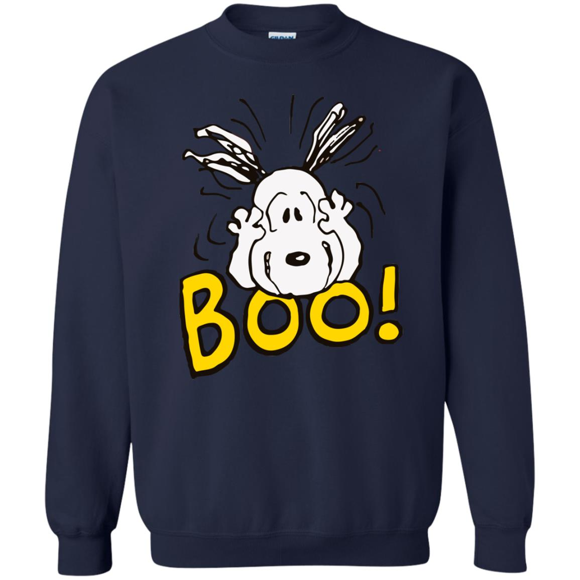 image 2233 - Peanuts Snoopy Halloween Boo shirt, hoodie, tank