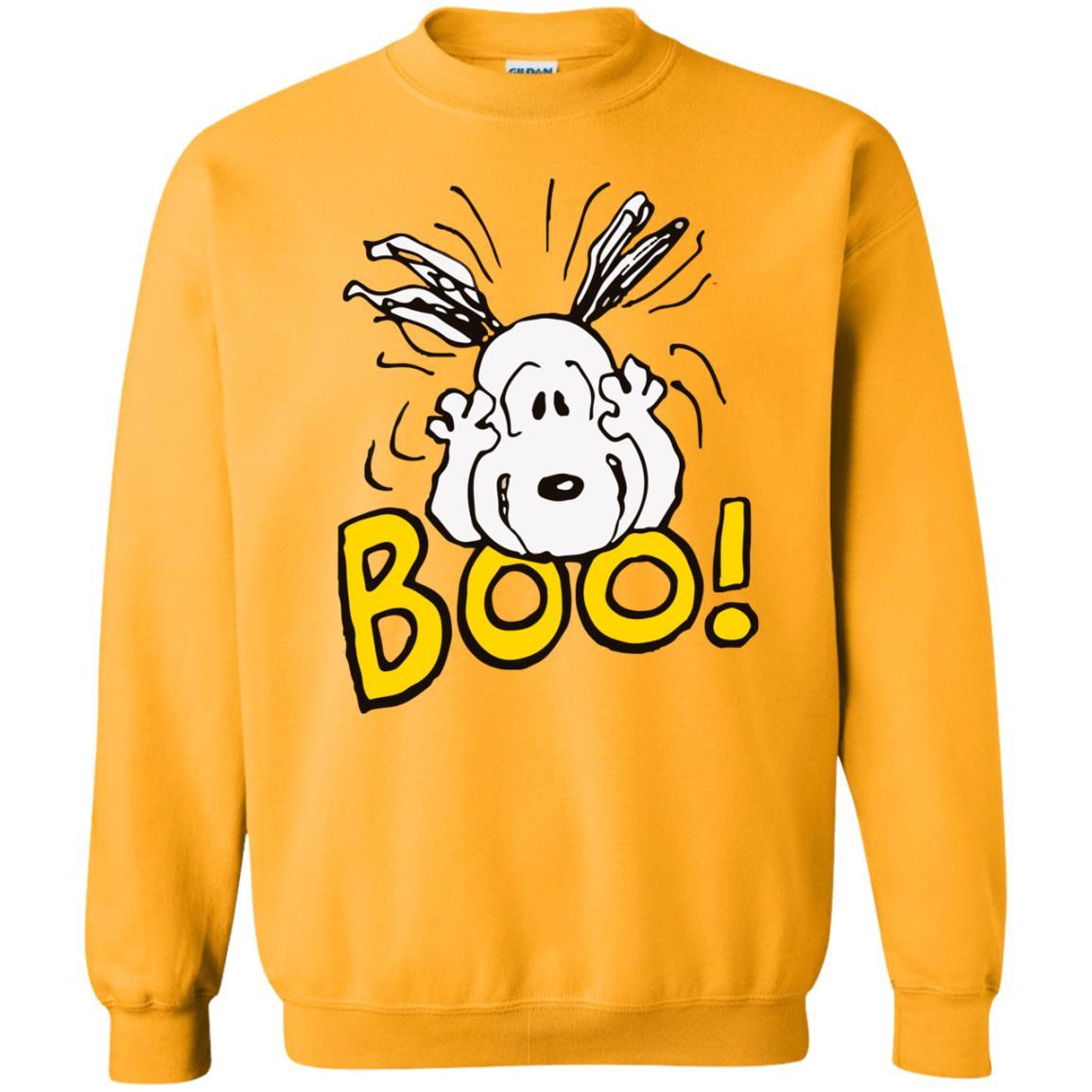 image 2234 - Peanuts Snoopy Halloween Boo shirt, hoodie, tank
