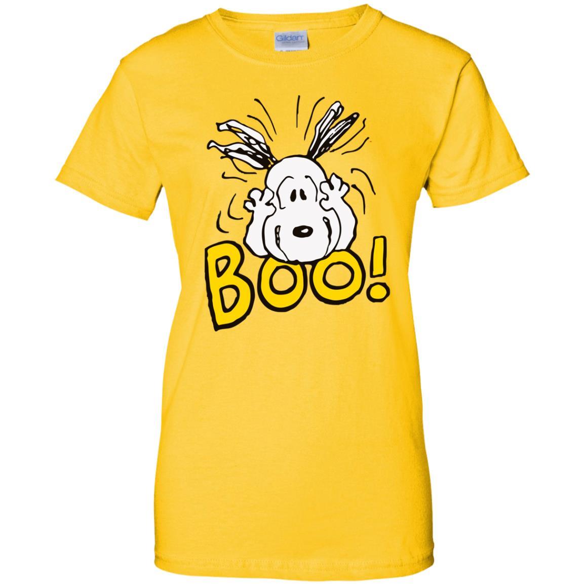 image 2238 - Peanuts Snoopy Halloween Boo shirt, hoodie, tank