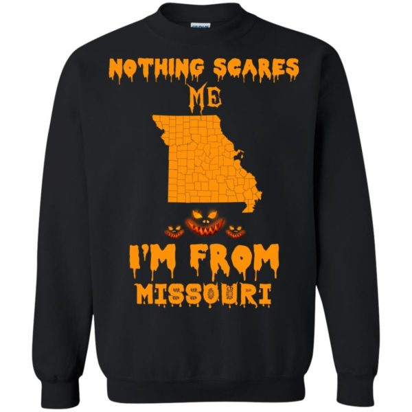 image 237 600x600 - Halloween: Nothing Scares Me I'm From Missouri shirt, hoodie, tank