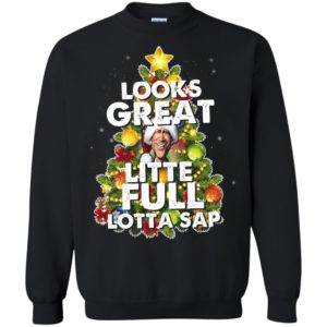 image 2487 300x300 - Looks great little full lotta sap ugly Christmas sweater, hoodie