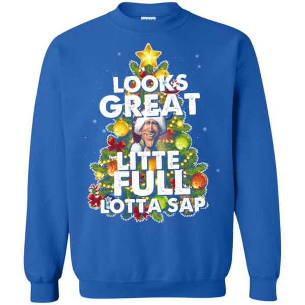 image 2491 600x600 - Looks great little full lotta sap ugly Christmas sweater, hoodie