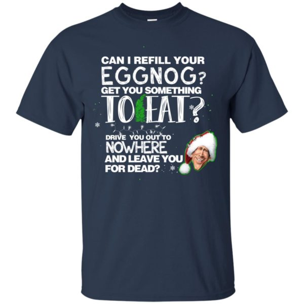 image 2494 600x600 - Can I Refill your eggnog get you something to eat Christmas Sweater, Hoodie