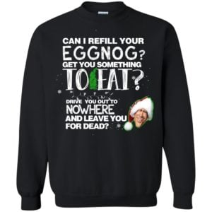 image 2499 300x300 - Can I Refill your eggnog get you something to eat Christmas Sweater, Hoodie