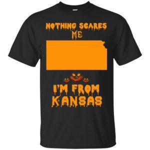 image 256 300x300 - Halloween: Nothing Scares Me I'm From Kansas shirt, hoodie, tank