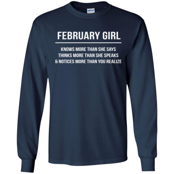 image 2616 600x600 - February girl knows more than she says shirt, tank top, hoodie