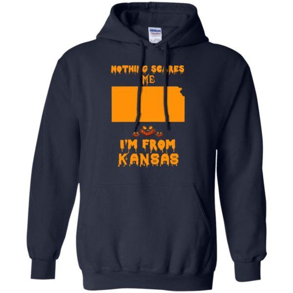 image 262 600x600 - Halloween: Nothing Scares Me I'm From Kansas shirt, hoodie, tank