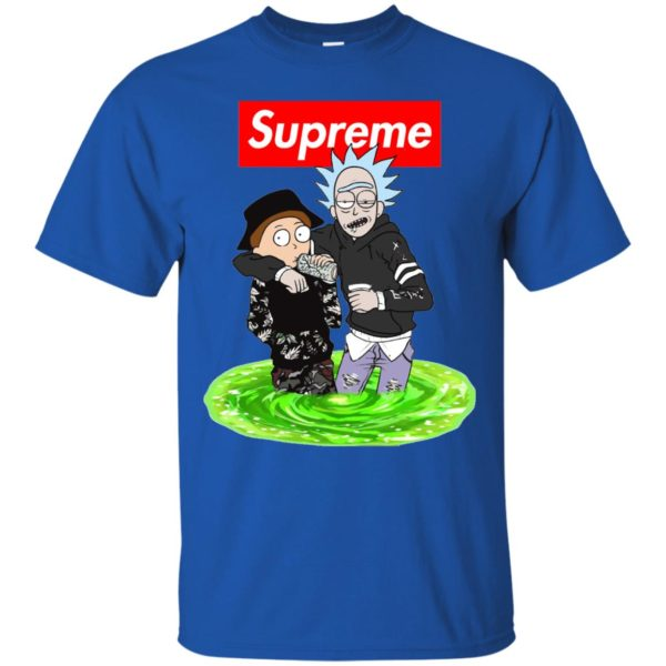 image 2741 600x600 - Supreme style Rick and Morty shirt & sweater