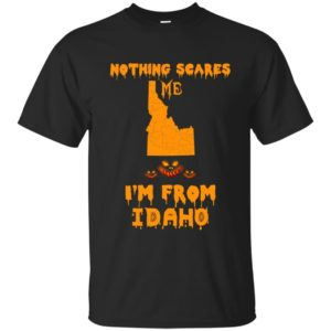 image 282 300x300 - Halloween: Nothing Scares Me I'm From Idaho shirt, hoodie, tank