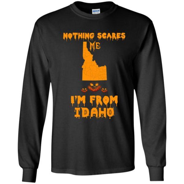 image 285 600x600 - Halloween: Nothing Scares Me I'm From Idaho shirt, hoodie, tank