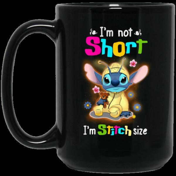 image 3 600x600 - I'm Not Short I'm Stitch Size mugs