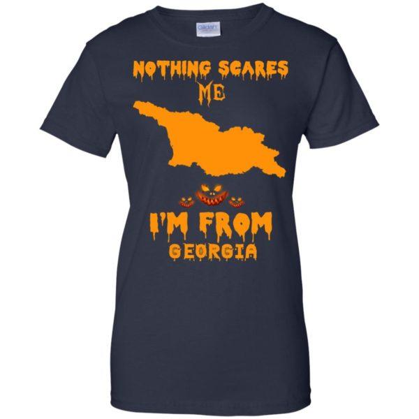 image 307 600x600 - Halloween: Nothing Scares Me I'm From Georgia shirt, hoodie, tank