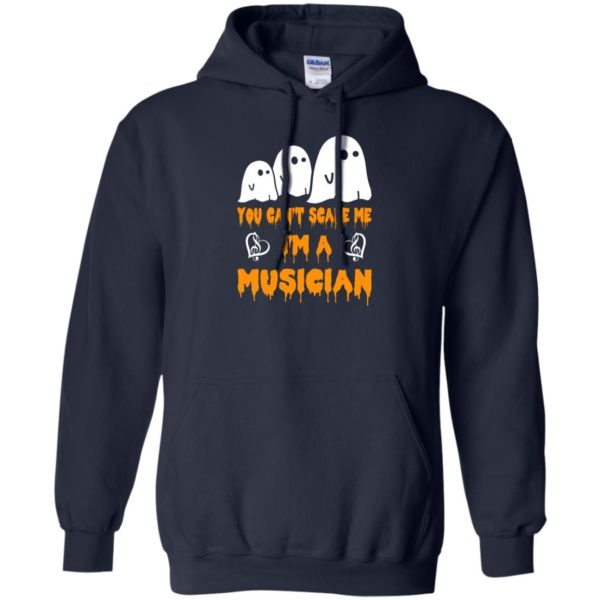 image 390 600x600 - You can't scare me I'm a Musician shirt, hoodie, tank