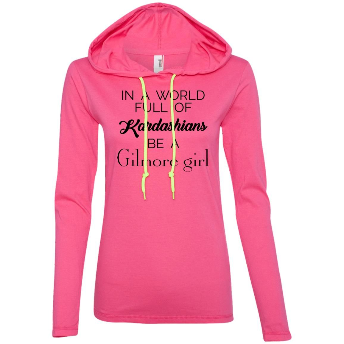 image 4 - In a World full of Kardashians Be a Gilmore Girl shirt