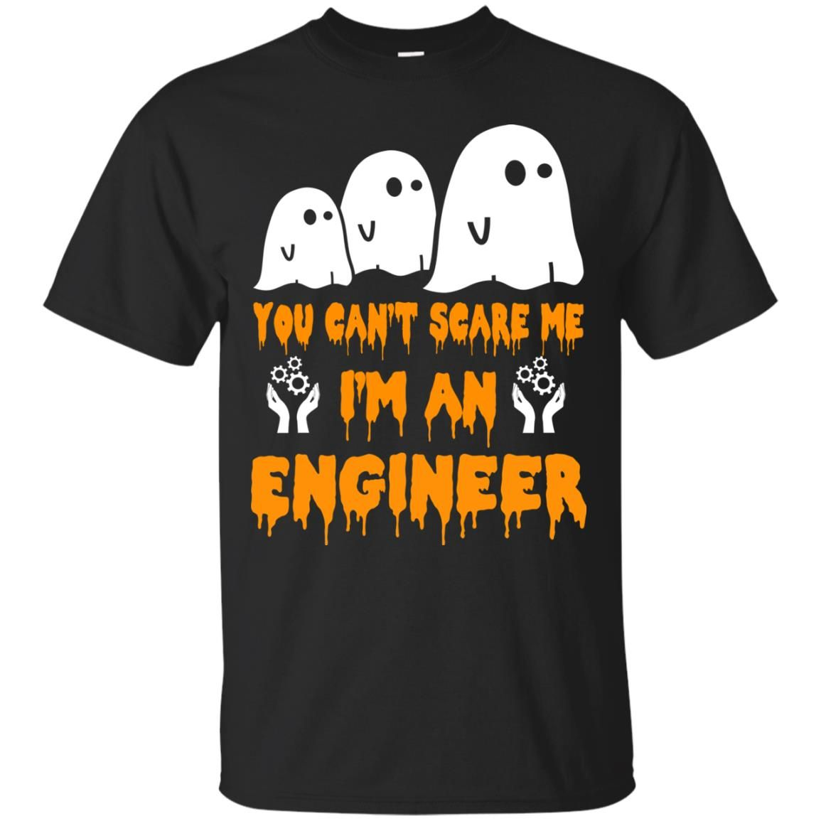 image 423 - You can't scare me I'm a Engineer shirt, hoodie, tank