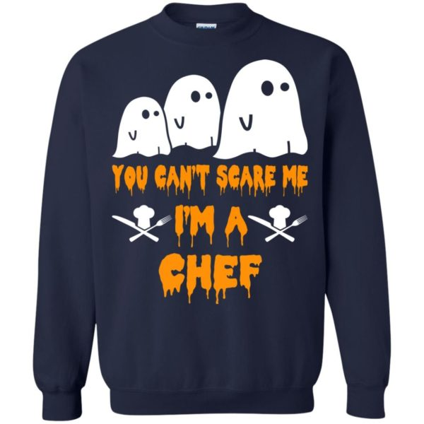 image 483 600x600 - You can't scare me I'm a Chef shirt, hoodie, tank