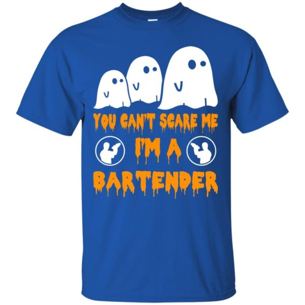 image 489 600x600 - You can't scare me I'm a Bartender shirt, hoodie, tank