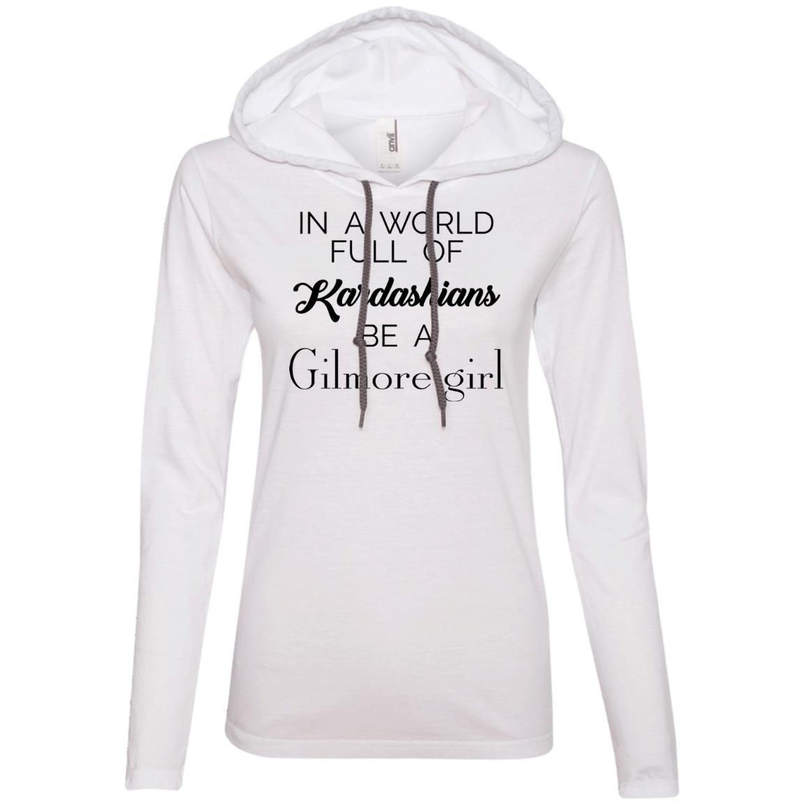 image 5 - In a World full of Kardashians Be a Gilmore Girl shirt