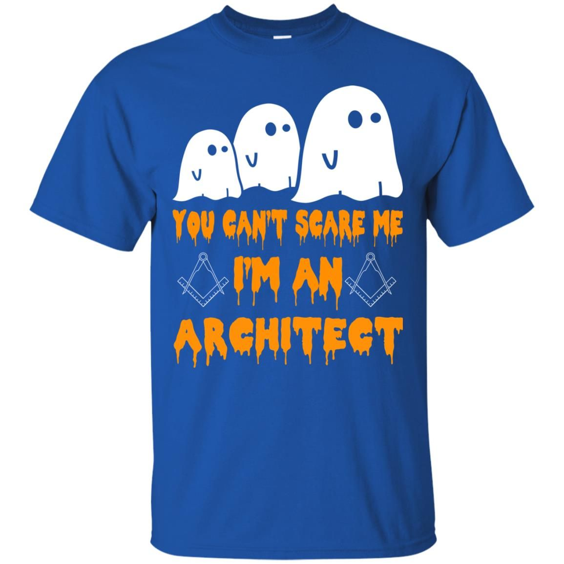 image 515 - You can't scare me I'm an Architect shirt, hoodie, tank