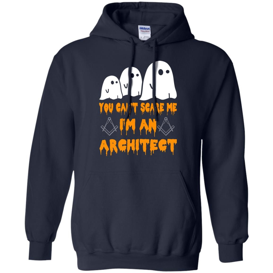 image 520 - You can't scare me I'm an Architect shirt, hoodie, tank