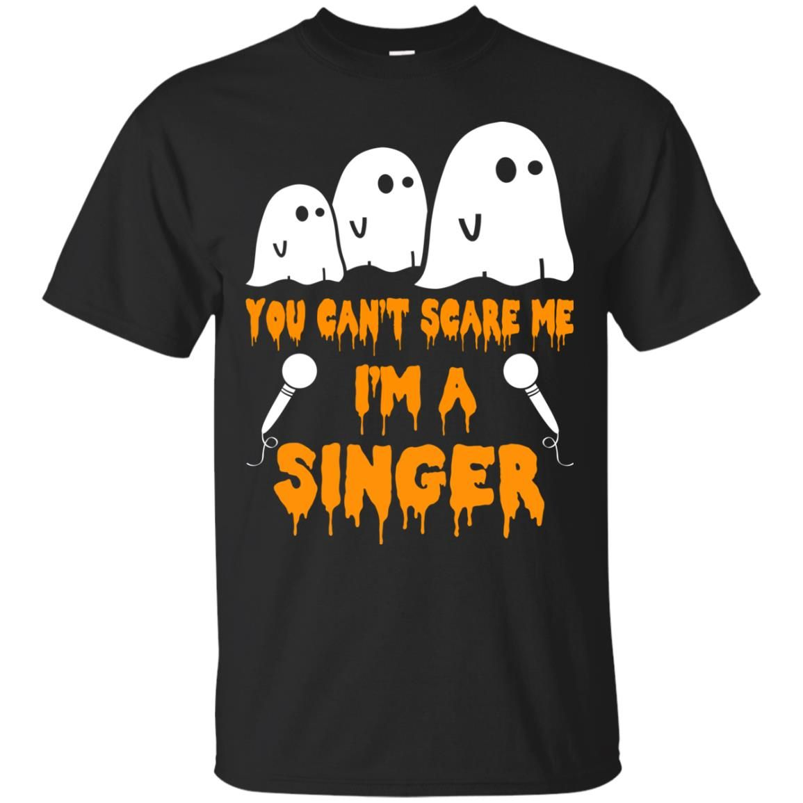 image 566 - You can't scare me I'm a Singer shirt, hoodie, tank